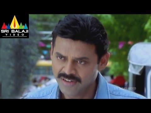 Gharshana Telugu Movie Part 4/13   Venkatesh, Asin, Gautham Menon   Sri Balaji Video