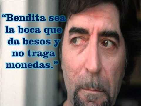 Grandes frases de joaquin sabina youtube - You tube joaquin sabina ...