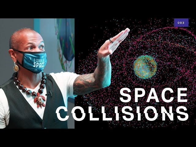 Why the risk of space collisions is skyrocketing now