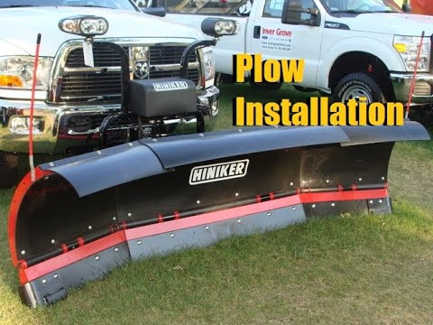 hiniker snow plow installation 2012 dodge ram 3500 hiniker snow plow installation 2012 dodge ram 3500