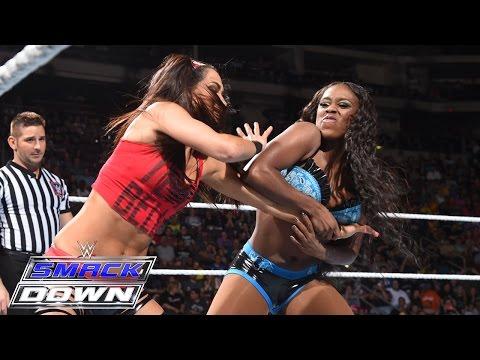 Brie Bella vs. Naomi: SmackDown, July 2, 2015