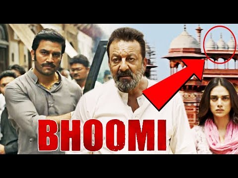 BHOOMI | Trailer Breakdown| Things You Missed| Sanjay Dutt | Aditi Rao Hydari | SPOILER |