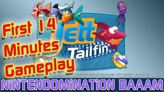 WiiU - Jett Tailfin - First 14 Minutes