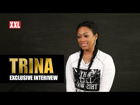 Trina Opens Up About Her Album, French Montana, & Being On Reality TV
