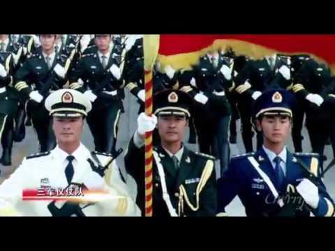 HQ Go West- World Armies March
