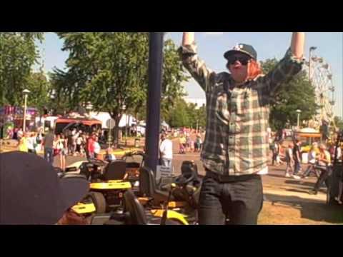 Brett Dennen - Weed Money Man Official Video by FTE (For The Establishment) (Brett Dennen's band)
