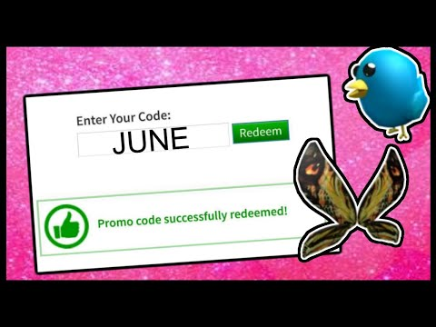 ROBLOX All Active Codes In June (2019)