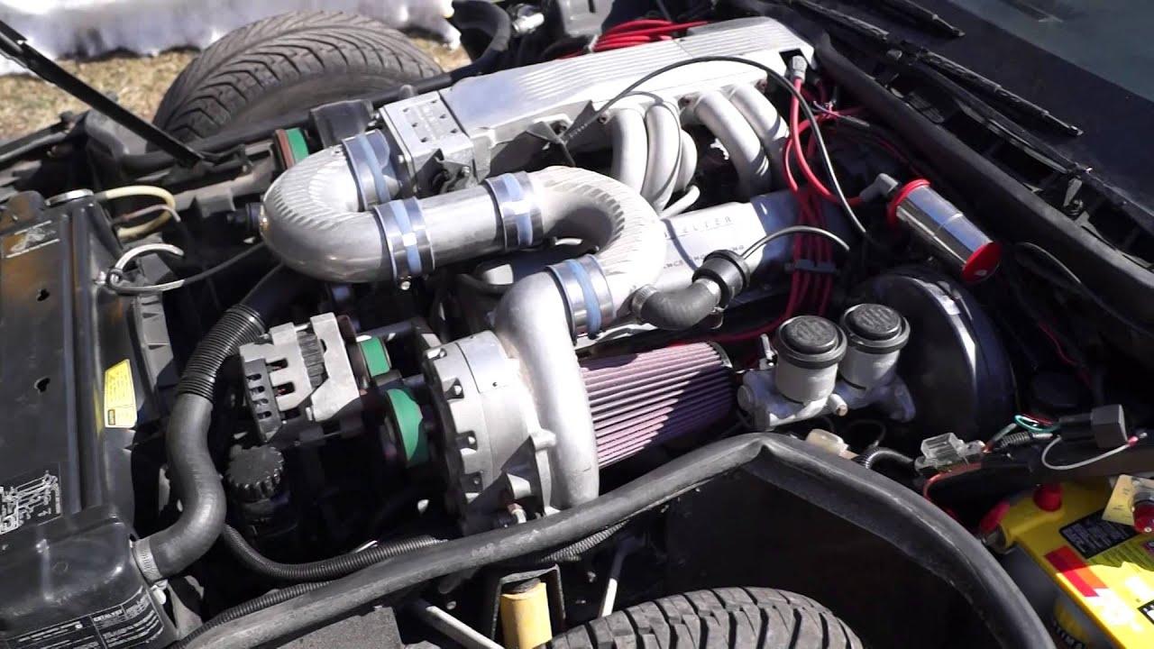 1985 C4 L98 Corvette Supercharged