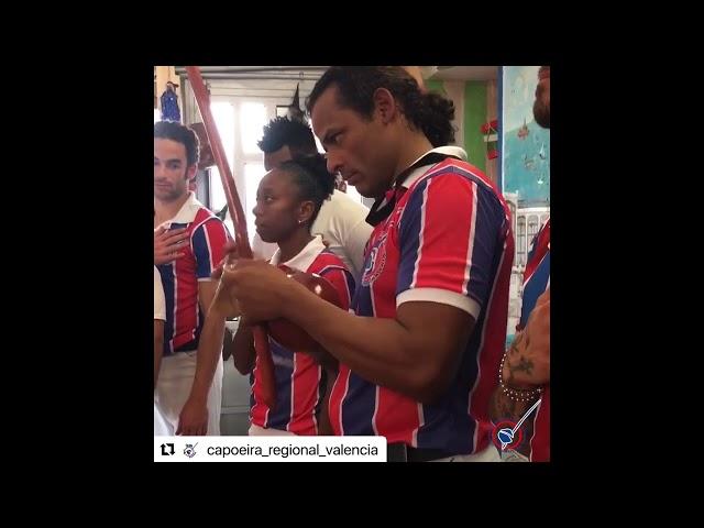 Hino da Capoeira Regional Baiana / Mestre Careca - CCCB