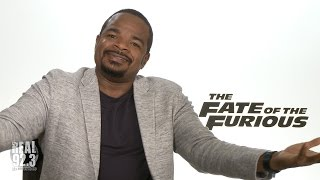"F. Gary Gray Talks About Directing ""Fate Of The Furious"""