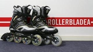 Rollerbladear varje dag!