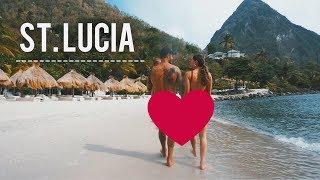 ST. LUCIA THROUGH OUR EYES