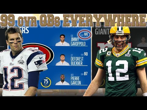 What If Every NFL Team Had a Perfect Quarterback