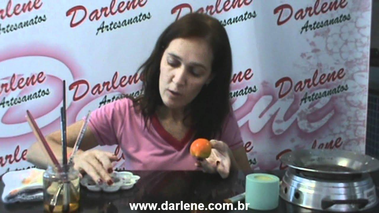 Artesanato Sao Carlos ~ Aprenda a fazer Sabonete de Pessego com Darlene Artesanato YouTube