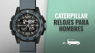 Caterpillar 2018 Mejores Ventas: Caterpillar Basecamp Mens Watch MC 155 25 135
