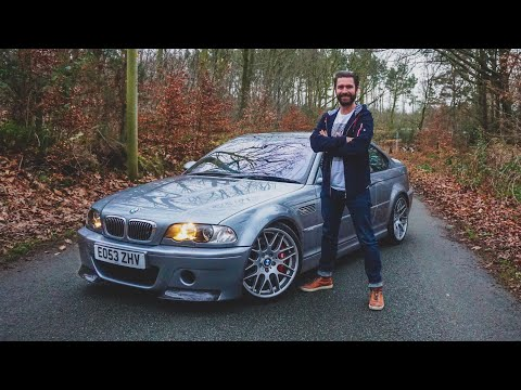 BMW M3 CSL First Drive Review! Modern Classics Ep 1