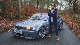 BMW M3 CSL First Drive Review!