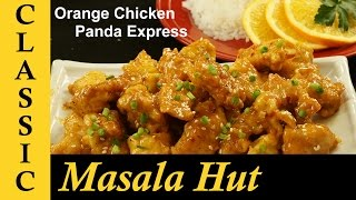 How to make Orange Chicken at home  Panda Express Style