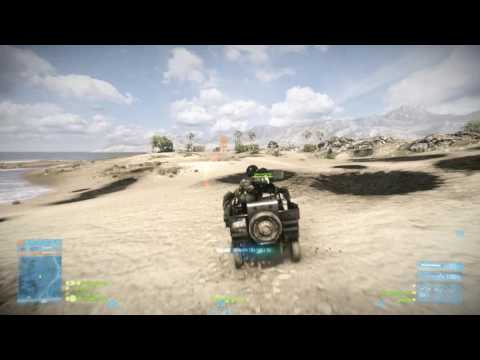 Battlefield 3 - Gulf Of Oman Map Multiplayer Gameplay PC 720p