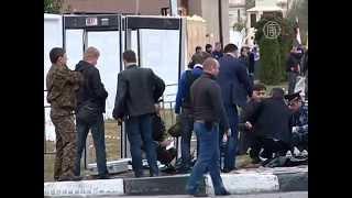 Взрыв в Грозном в день рождения Рамзана Кадырова (новости)