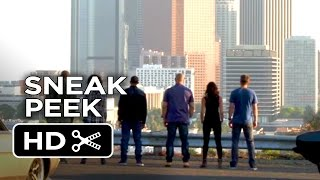 Furious 7 Instagram SNEAK PEEK 3 (2015) - Vin Diesel, Dwayne Johnson Movie HD