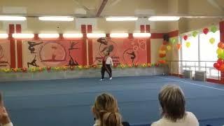 Спортивная акробатика. Программа мастеров спорта. Новосибирск.