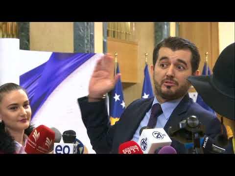 Deklarata e Labinot Tahirit - Klan Kosova - 22.02.2018 - Klan Kosova