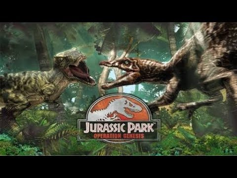 how to download jurassic park operation genesis full version youtube. Black Bedroom Furniture Sets. Home Design Ideas