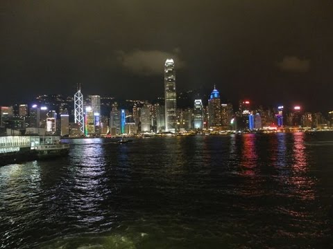 Glimpse of Hong Kong: The tourist areas in the city