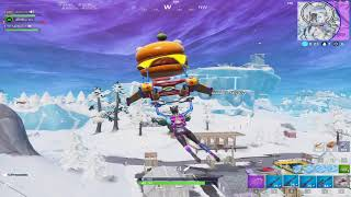 Fortnite clip submission to Ghost Army