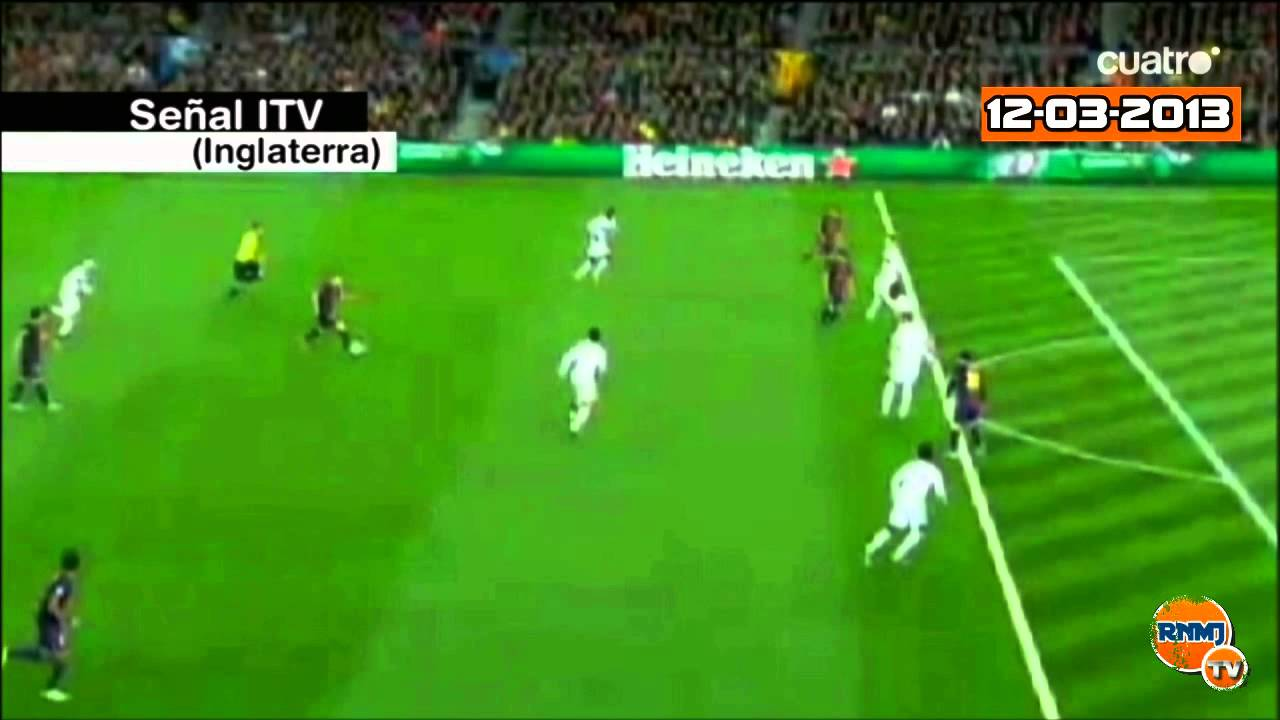 Gol de messi en fuera de juego fc barcelona ac milan for En fuera de juego