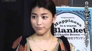 スヌーピーの新作『Happiness is: スヌーピーと幸せのブランケット』の...