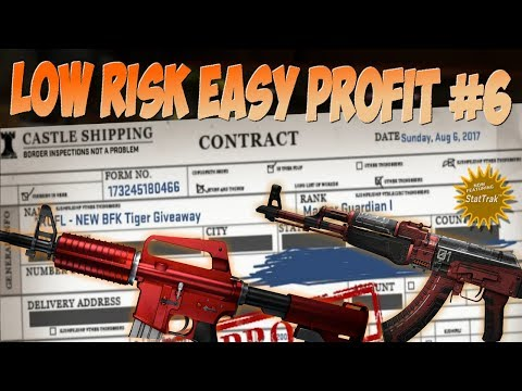 CS:GO - Cheap Low Risk Trade Up Contract - #6
