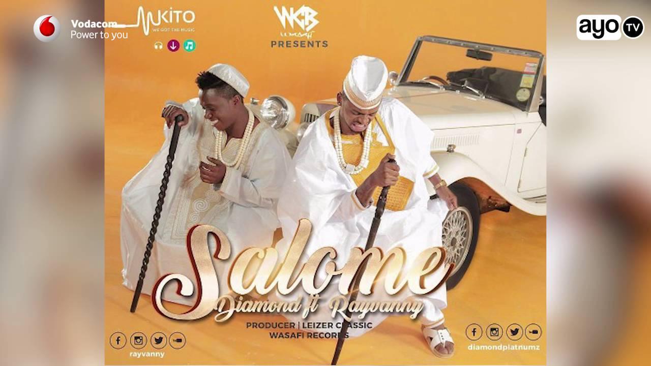 Saida Karoli kuhusu wimbo mpya wa Diamond Planumz 'Salome' #1