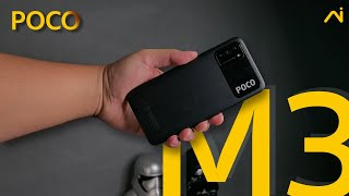 รีวิว POCO M3 สมาร์ทโฟนระดับเริ่มต้นตัวแรกจากค่าย พร้อมกล้อง 48MP แบตเตอรี่เยอะสุด 6,000 mAh