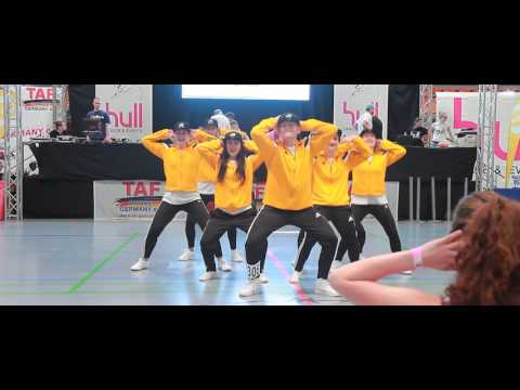 X-PERIENCE | Small Groups Adults 2 | TAF Deutsche Hip Hop Meisterschaft 2016