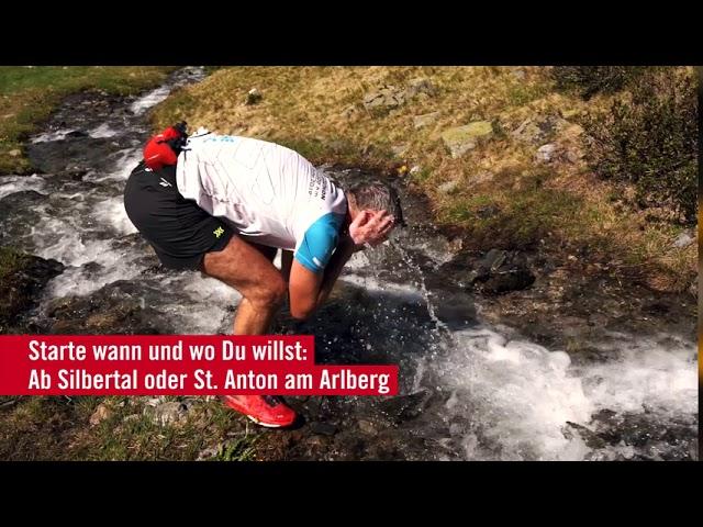 Trailer: Mein Montafon Arlberg Marathon 2020 | Vorarlberg