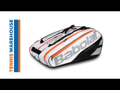 Babolat Pure Strike 12 Pack Bag