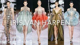 IRIS VAN HARPEN haute-couture Show