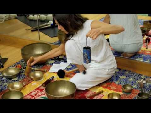 Tibetan Bowl Sound Energy Healing Concert at Foundation Yoga