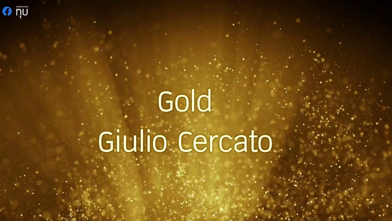 Gold - Giulio Cercato