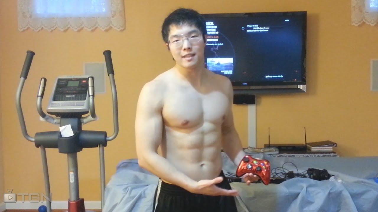 Black Ops 2 Workout: Gamer Fitness @Drift0r