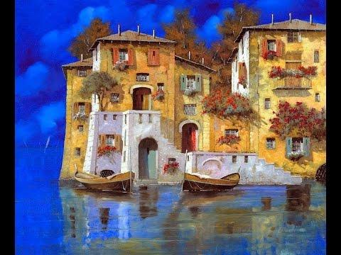 A Arte de Guido Borelli