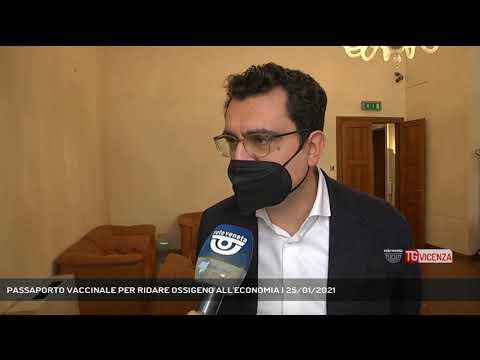 PASSAPORTO VACCINALE PER RIDARE OSSIGENO ALL'ECONO...