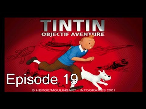 Tintin Objectif Aventure #19 - Boss: Rastapopoulos (PS1) [FR]