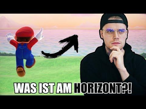 Ich FLIEGE zum HINTERGRUND! | Mario Odyssey