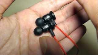 urBeats In-Ear Earphones Unboxing & Review
