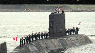 Navy Hymn for Submariners