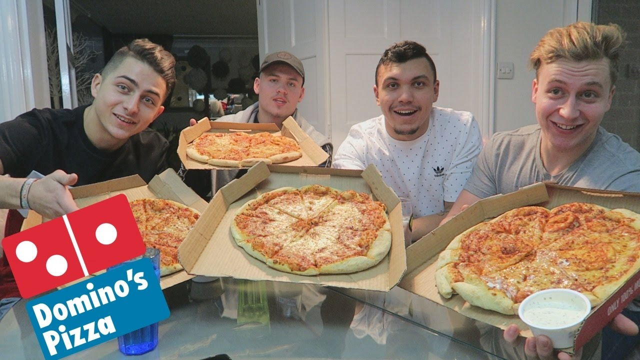 The dominos pizza challenge youtube - Dominos pizza paterna ...