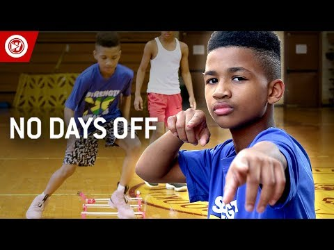 12-Year-Old Young Jamaican Trainer INCREDIBLE Motivation